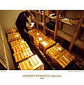 Anthony Howarth Collection - Gold- The Diligent Clerk by Anthony Howarth