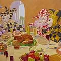 The Dinner Party by Leonard Filgate