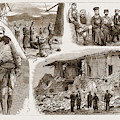 The Disastrous Earthquake In Anatolia, Asia Minor by Litz Collection