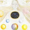 The Discovery Of The Cosmic Spirit by Shiva  Vangara
