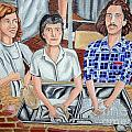 The Dishwashers by Ed Weidman