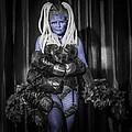 The Diva Blue by Stwayne Keubrick