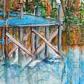 The Dock by Elaine Duras
