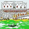 The Doge's Palace by Loredana Messina