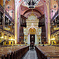 The Dohany Street Synagogue Budapest by Ira Shander