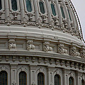 The Dome Of The Capitol by Scott Fracasso