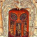 The Door by Jack Zulli
