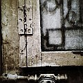 The Door Of Belcourt by Natasha Marco
