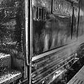 The Door Of Steam Train by Dewa Wirabuwana