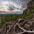 the Dorion Pinnacles by Jakub Sisak