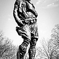 The Doughboy - Tribute To The American Expeditionary Forces Of World War 1 by Gary Heller