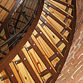 The Downside Of Spiral Stairs by Ausra Huntington nee Paulauskaite