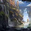 The Dragon Land by Kristina Vardazaryan