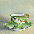 The Dragon Teacup by Marguerite Chadwick-Juner