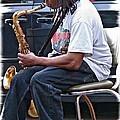 The Dreaded Sax by Steve Harrington