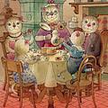The Dream Cat 08 by Kestutis Kasparavicius