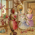 The Dream Cat 19 by Kestutis Kasparavicius