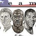 the Dream Team by Tamir Barkan
