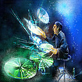 The Drummer 01 by Miki De Goodaboom