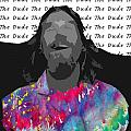 The Dude  by The Artist Project