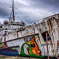 The Duke Of Lancaster by Adrian Evans