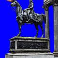 The Duke Of Wellington Goma Blue by John Farnan