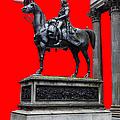 The Duke Of Wellington Red by John Farnan