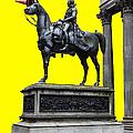 The Duke Of Wellington Yellow by John Farnan