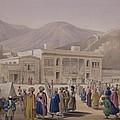The Durbar-khaneh Of Shah by James Atkinson