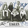 The Eagles Autographed by Desiderata Gallery
