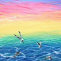 Sea To Sky by Wilfrido Limvalencia