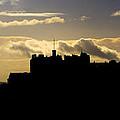 The Edinburgh Skyline by Ross G Strachan