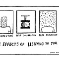 The Effects Of Listening To You by David Lovins