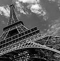 The Eiffel Tower by Ayhan Altun