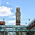 The Emerson Bromo-seltzer Tower by Bill Cannon