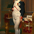 The Emperor Napoleon In His Study 1812 by Mountain Dreams