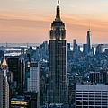 The Empire City by Sean Mathews