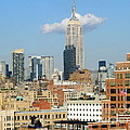 The Empire State Building by Ed Weidman
