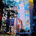 The Empire State Building by Jon Neidert