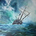 The Endurance At Sea by Jean Walker