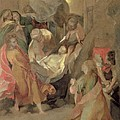 The Entombment Of Christ by Barocci