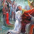 The Episcopal Ordination Of Sierra Wilkinson by Gertrude Palmer