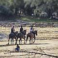 The Equestrians   by Douglas Barnard