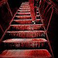 The Escalator by Valentino Visentini