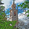 The Estrela Basilica In Lisbon by Luis Alvarenga