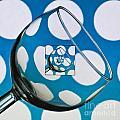 The Eternal Glass Light Blue by Steve Purnell