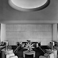 The Executive Lounge At The Ford Exposition by Robert M. Damora