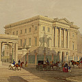 The Exterior Of Apsley House, 1853 by English School
