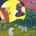 The Faces Of Africa by Alicia Fowler