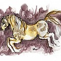 The Fairytale Horse 1 by Angel Ciesniarska